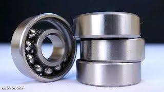 DIY Silver Fidget Spinner