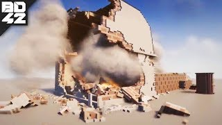 Download The most advanced destruction physics I've ever seen in a game Video