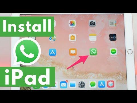 How to get whatsapp on iPad or iPod. 2016 working. Using Cydia
