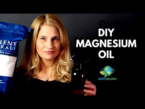 Magnesium Oil Health Benefits and Secret Recipe Tips - Earth Clinic
