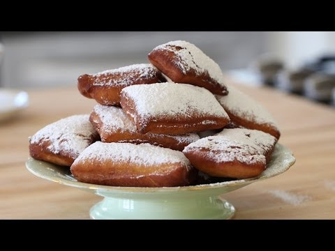 Beth's Homemade Beignet Recipe | ENTERTAINING WITH BETH