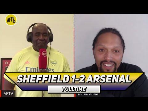 Sheffield Utd 1-2 Arsenal | Tierney Reminds Me Of Kenny Sansom! (Curtis)