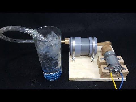 How to Make a Air Pump Using PVC Pipe