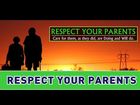 Respect Your Parents | Mom - Touching Short Film | Moral Story for Kids