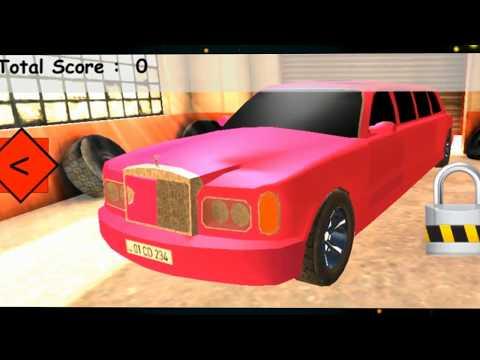 City Wedding Limousine Car Sim