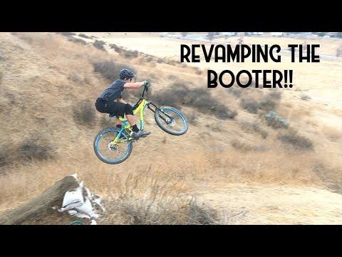 TRAIL BUILDING | REVAMPING THE MTB JUMP!! | MTB VLOG 8