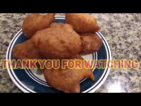 HOW TO MAKE DIET PUFF PUFF RECIPE ; AFRICAN   NIGERIAN SNACK