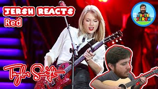 TAYLOR SWIFT Red REACTION! - Jersh Reacts
