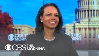 Condoleezza Rice reflects on George H.W. Bush