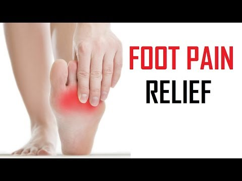 15 Remedies For Foot Pain Relief | How To Get Rid Of Foot Pain