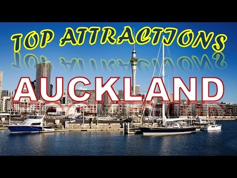 Visit Auckland, New Zealand: Things to do in Auckland - City of Sails