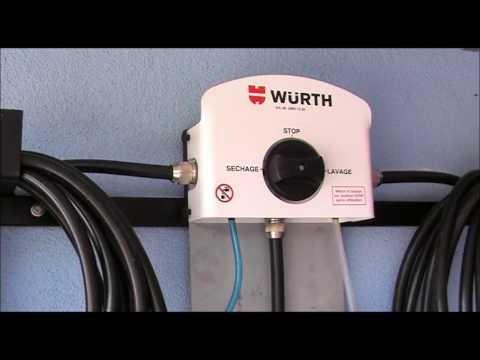 L'entretien des systèmes de pulvérisation - Würth