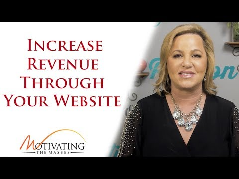Susie Carder - How To Increase Revenue Through Your Website