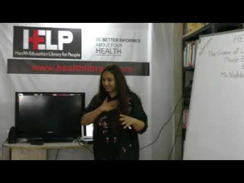 The Game of Life: How to Lose Those Extra Kilos By Ms. Nidhika Bahl HELP Talks Video
