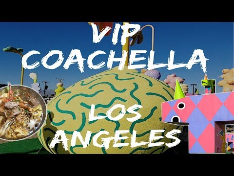 IS VIP COACHELLA WORTH IT? | LOS ANGELES TRIP PT 2