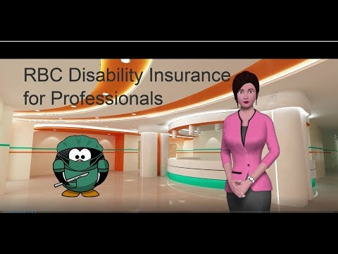 RBC Disability Insurance for Professionals