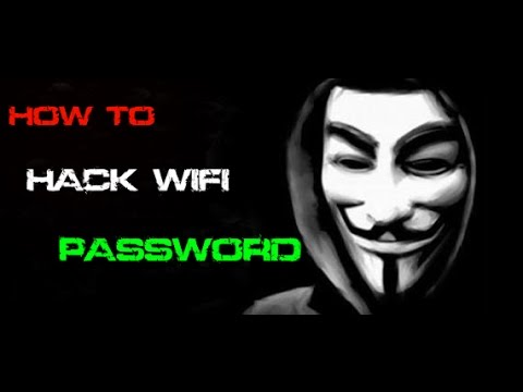 How To Connect Any Secured WiFi Without Password