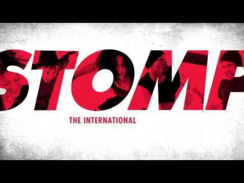 STOMP on Broadway 2016 Trailer