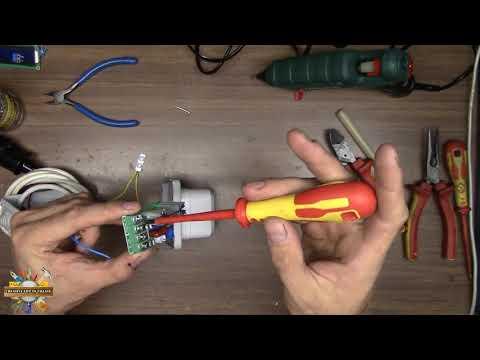 How to make: AC voltage regulator | ac motor controller