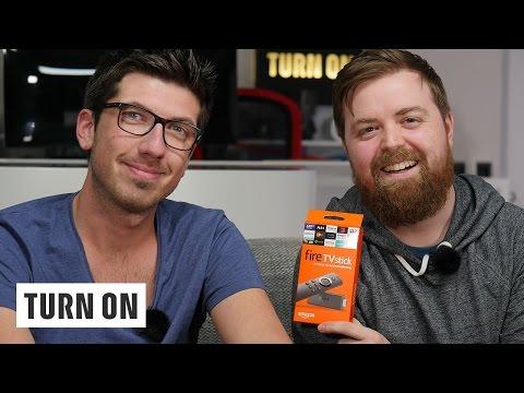 Streamen auf den Fernseher // Fire TV Stick - TURN ON Tech