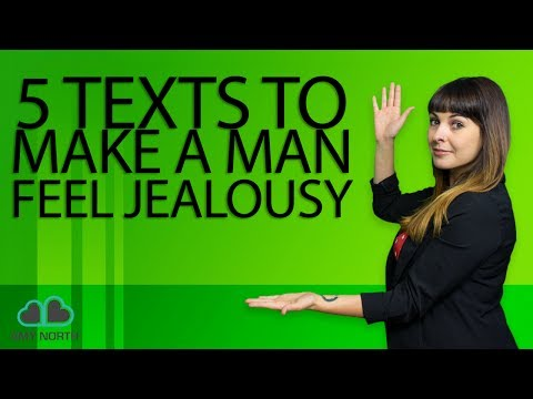 5 Texts To Make A Man Feel Jealousy