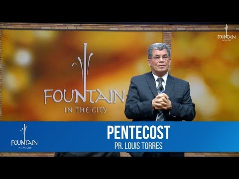 Pentecost | Finding Christ by Pr. Louis Torres