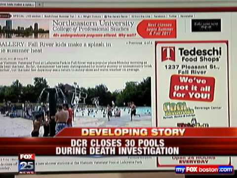 Dead Body Floats Undiscovered in Public Pool for Two Days