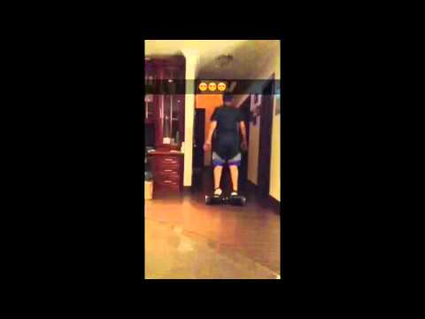 Epic Hoverboard/Segway Fail!!!