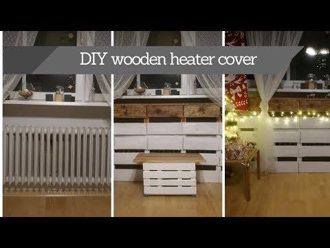 DIY wooden heater cover | wooden craft #1