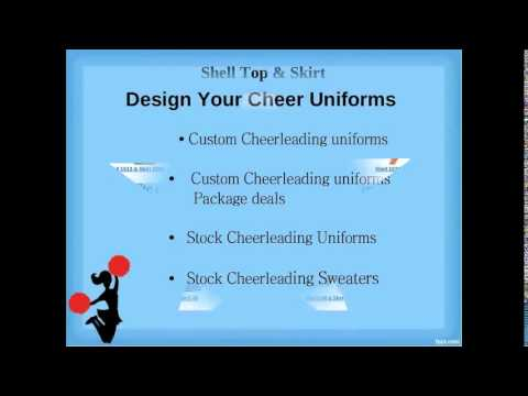 Custom Cheerleading Uniforms