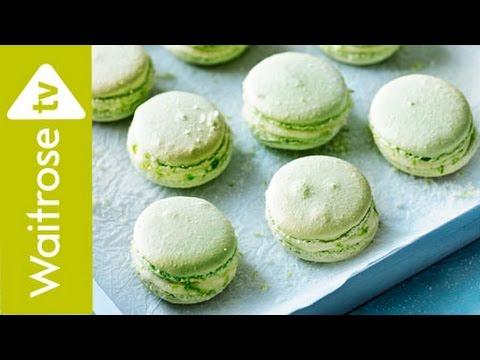 Martha Collison's Mojito Macarons | Waitrose