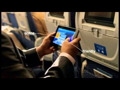 United Airlines WI Fi