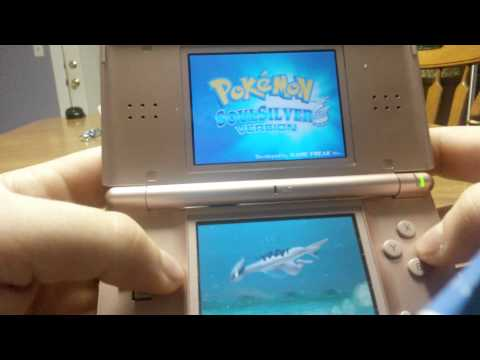 How to get Shiny Pokemon on Heart Gold and Soul Silver (Soft Reset Method)