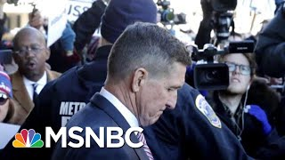 """Arguably, You Sold Your Country Out"": Flynn's Sentencing Delayed By Judge 