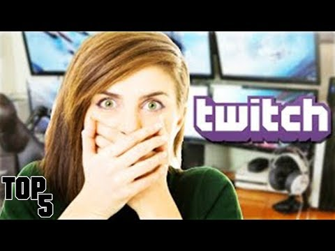 Top 5 Most Embarrassing Moments On Twitch