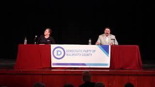 Cathey Myers // Randy Bryce • Debate