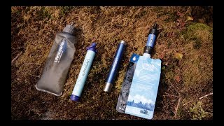 LIFESTRAW FLEX the BEST WATER FILTER! Here's why...