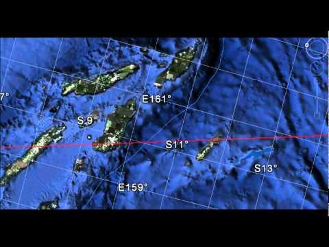 Japan/NZ/South Shetland