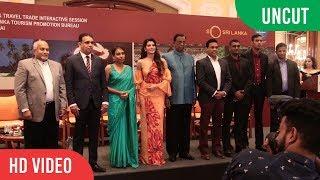 Sri Lanka Tourism Promotional bureau Press Conference | FULL VIDEO | Jacqueline Fernandez