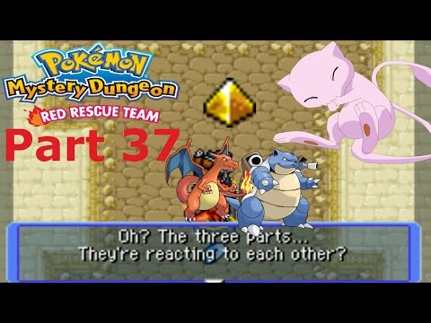 PMD Red Rescue Team || Part 37: The Treasures of Buried Relic