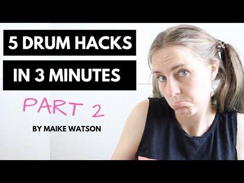 5 Drum hacks - Pro Tips  - Pt. 2 [Ableton]