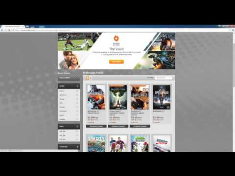 Origin Access PC!$5 To play EA games!(Battlefield,Simcity,FIFA and more!)