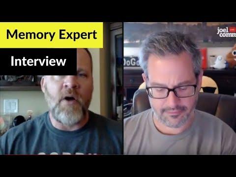 Memory Expert Interview