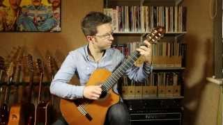 Download Romanza (Spanish Romance) performed by Classical guitar teacher Cliff Smith Video