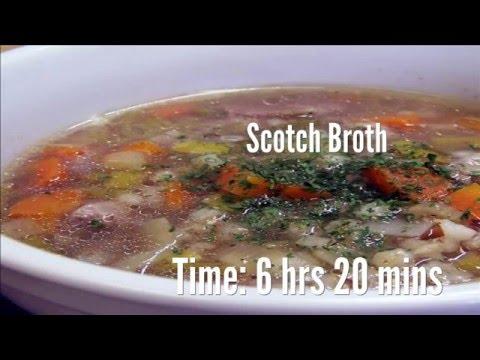 Scotch Broth Recipe