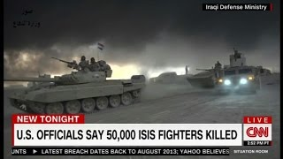 Is ISIS on the ropes?