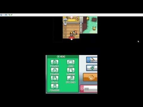 Como obtener a pichu en pokemon heart gold