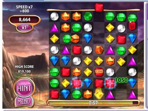 Bejeweled game BOT - Bejeweled Blits - 650k