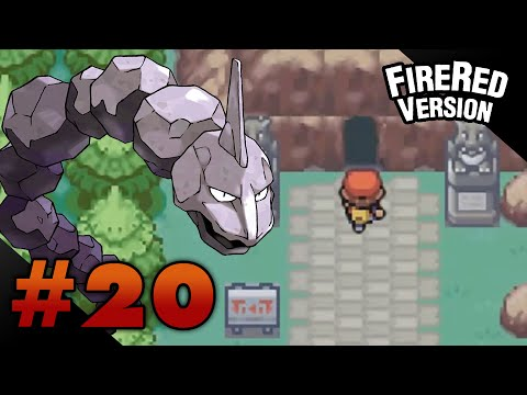 Let's Play Pokemon: FireRed - Part 20 - Victory Road