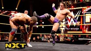 Neville & Crowe vs. Jordan & Gable – Dusty Rhodes Classic First Round: WWE NXT, Sept. 2, 2015